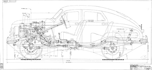 чертежи ГАЗ-72
