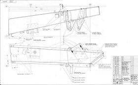 Лонжерон пола ЗАЗ-965