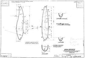 Клык бампера ГАЗ М-1
