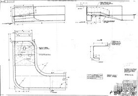 21-5101154 -Лонжерон пола передний ГАЗ-21
